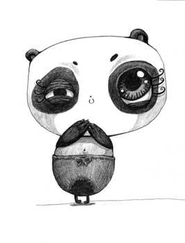 Piss Pants Panda