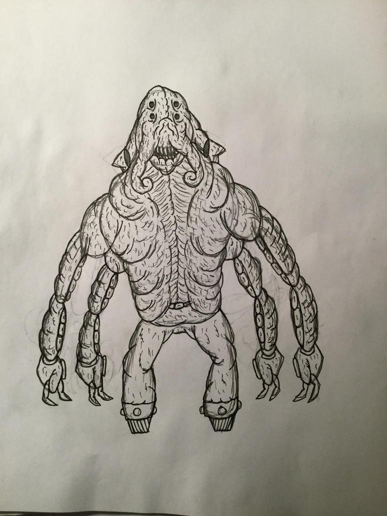 Octillary by Doctoreye