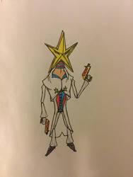 Dual Star by Doctoreye