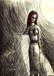 Cross by Lonely-sin