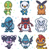 Pokemon Icons 1