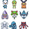 Poke Icons v.2 by DisfiguredStick
