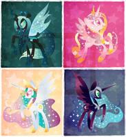 Royals by DisfiguredStick