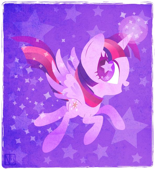 Purple Princess by DisfiguredStick