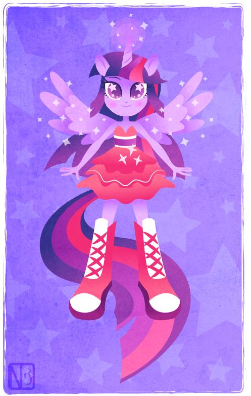 MAGICAL GIRL TIME by DisfiguredStick
