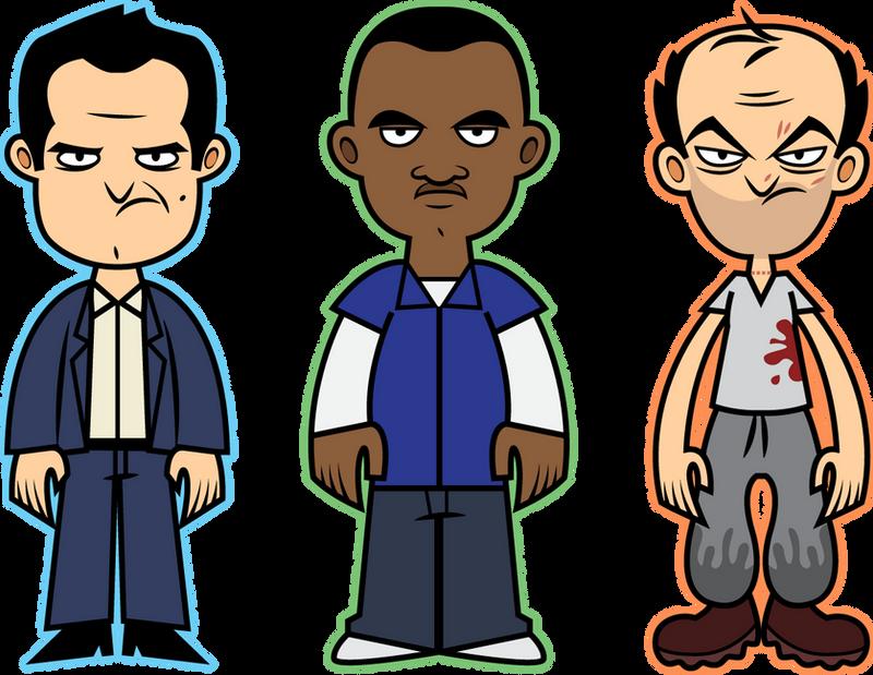 Gta 5 Anime Characters : Gta v by disfiguredstick on deviantart