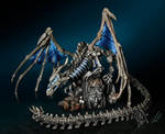 Kaladrax Bones Frost wyrm by GhostofK