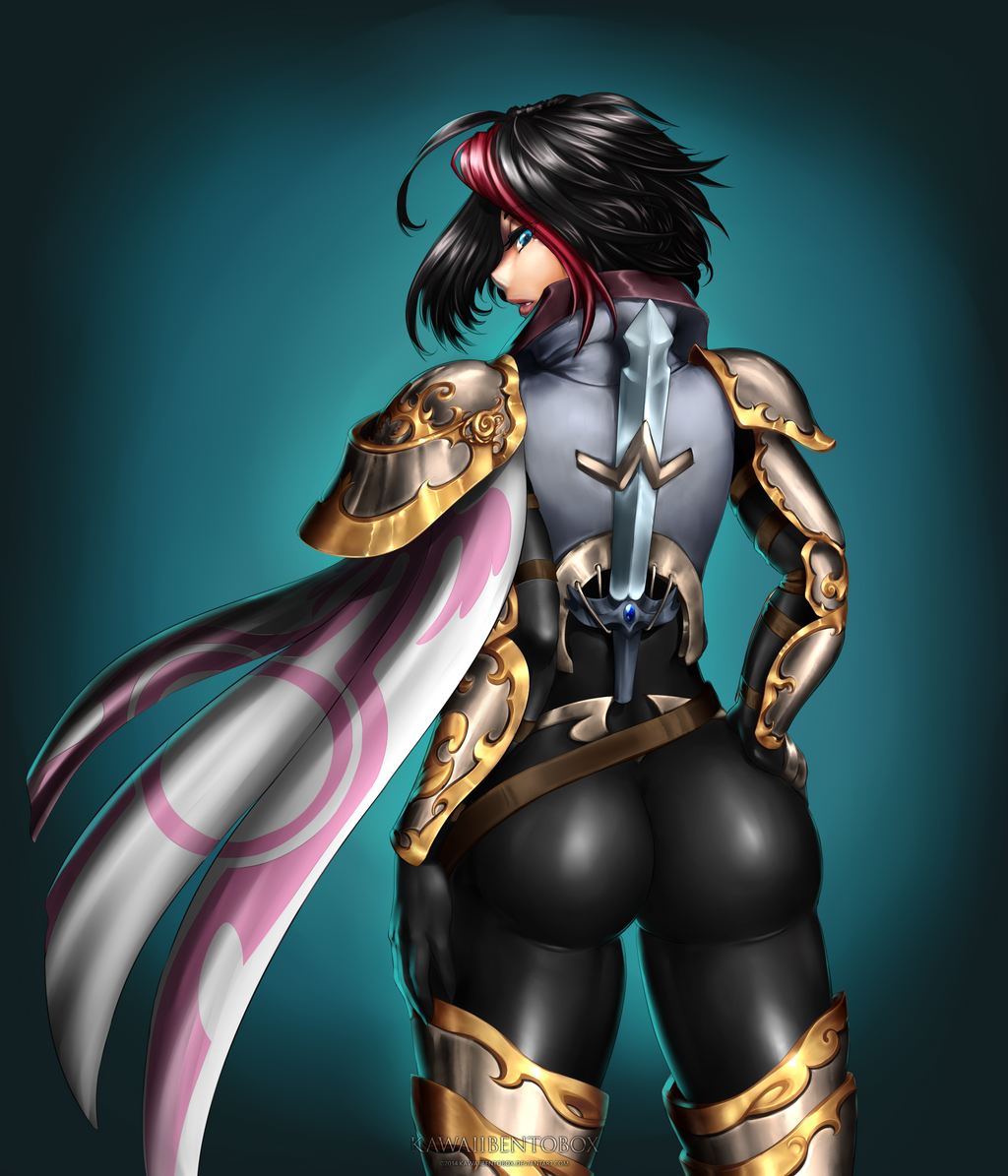 Draw this again: Fiora League of Legends 2014 by hotbento ...