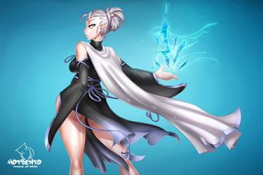 Sailor Hermes (commission)