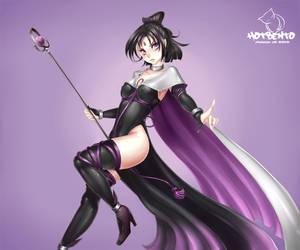 Sailor Persephone (commission)