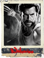 Wolverine by BadWolf-RP
