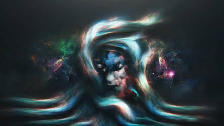Universe Queen by GumeNiii