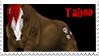 Taboo stamp by BrindleTail