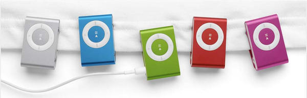 ipod shuffle by MemoryImages