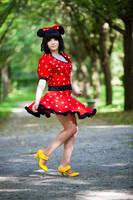 Minnie Mouse - II by JessicaUshiromiyaSan