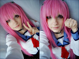 Yui - Angel Beats - Test