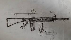 M16a3/4 specs