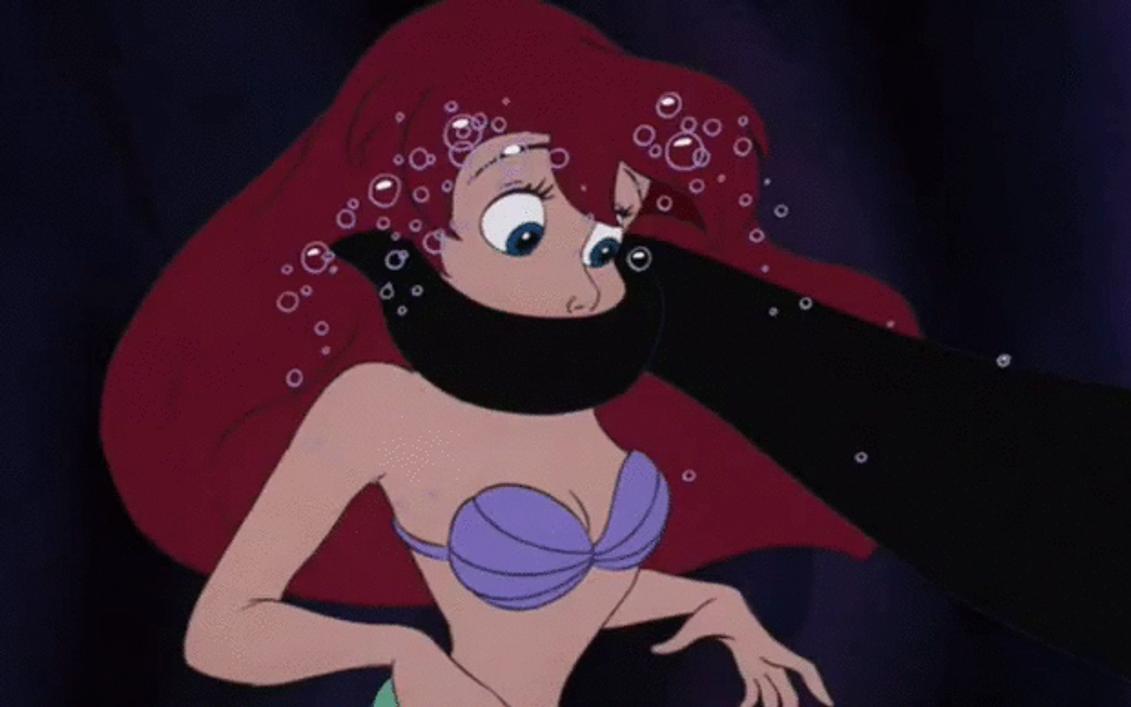 Ariel Ursula Hentai Tentakel
