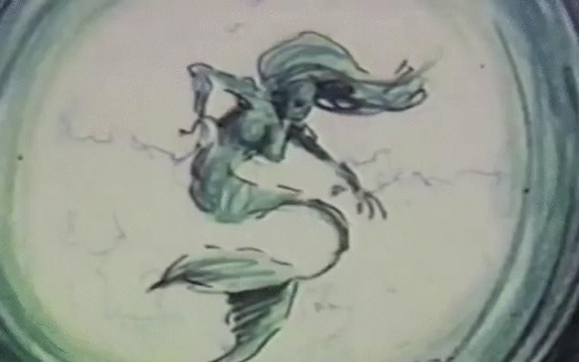 Ariel's Transformation Alternate Ver By Arielfan90 On
