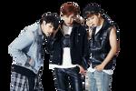 Png render #4 Jungkook/ J Hope / Jimin