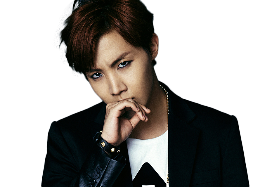 Png Render Bts J Hope 12 By RossBettancourtt