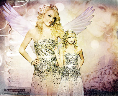 Blend with Taylor Swift by dazzlicious