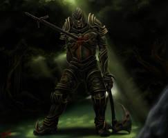 Badass Armor, No Warranty by TheAstro