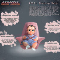 The Dreaded Staring Baby by TheAstro
