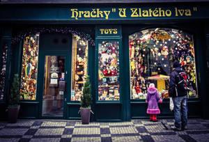 Toy Shop by Nosdi