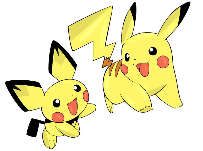 How To Draw Pikachuandpichu