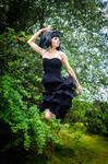 Flying flamenco