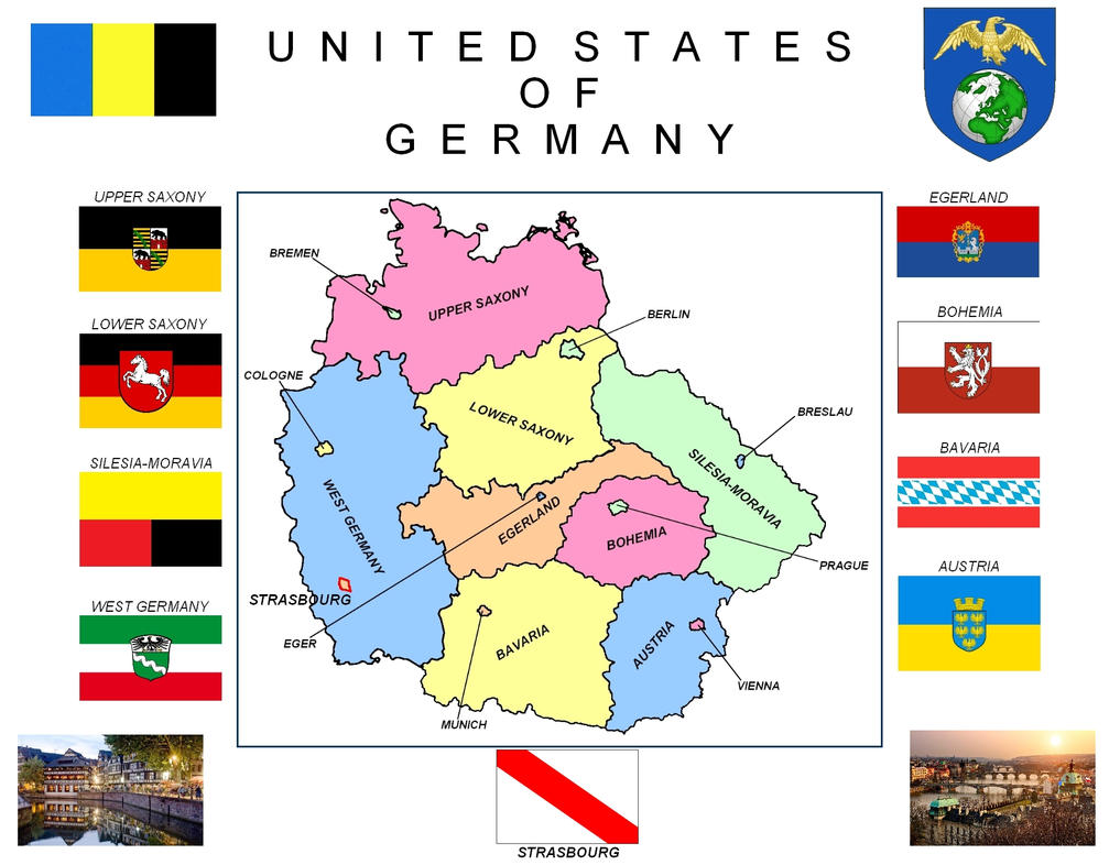 united states of germany alternate by tomsimpson96