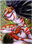 ACEO_VentralHound by 0-Kyuubs-0