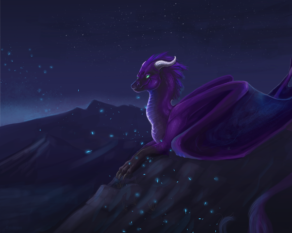 Night by Kyuubreon