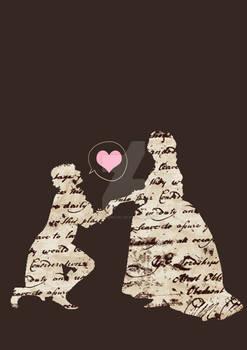 Professing Love