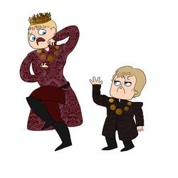 PLEASE NO UNCLE TYRION