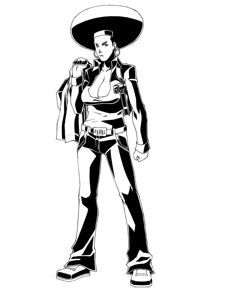 +FOXY+COP by Beefy-Kunoichi