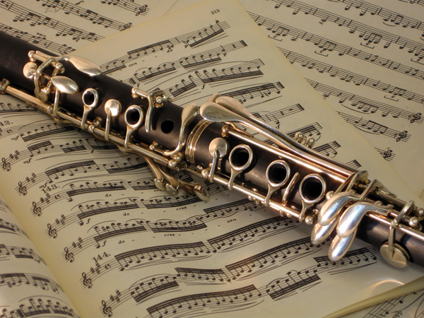 Clarinet By Misterate On DeviantArt