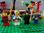 EDIT: The Ninjago Ninja's Hair