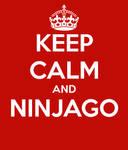 Keep Calm and Ninjago