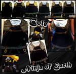 Ninjago Tanks WIP 8: Cole Photos