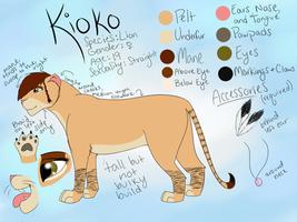 Kioko - Ref by ringoluver