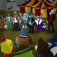 CD Mini Event: Show Off by ringoluver