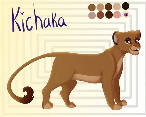 Zambisi Pride - Kichaka