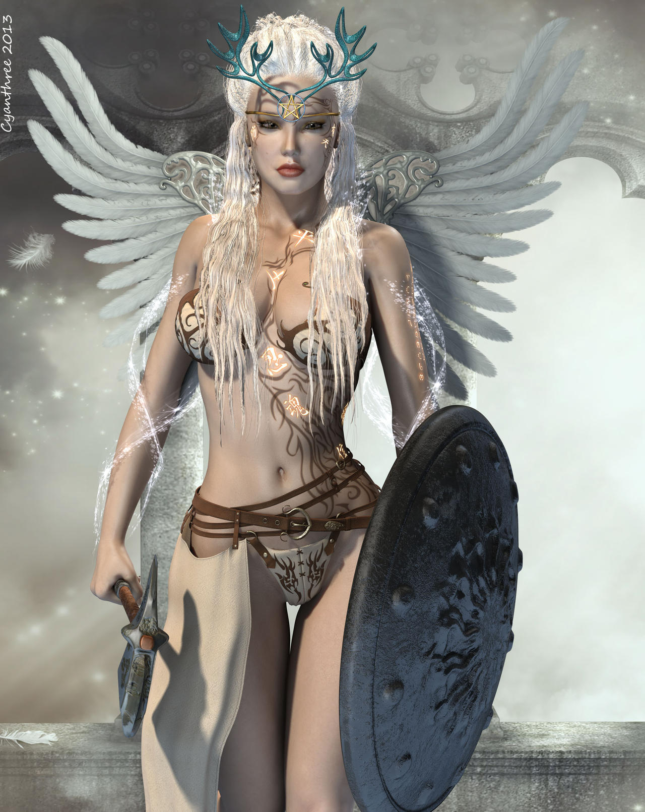 angel photoshop fantasy famale - photo #24