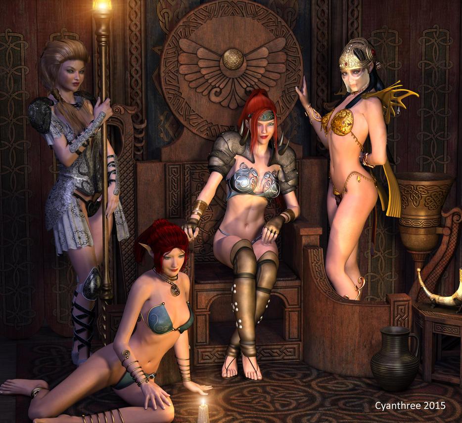 3d porb elves nude photo