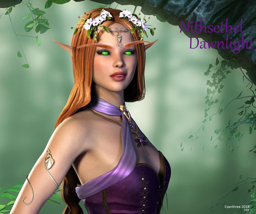 Nithsethel Dawnlight by cyanthree