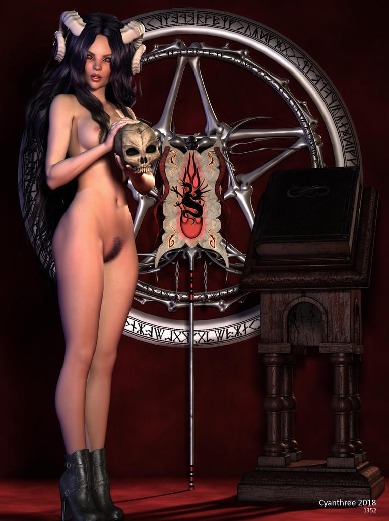 Ritual of Synn by cyanthree