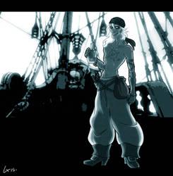 Viktor, pirate