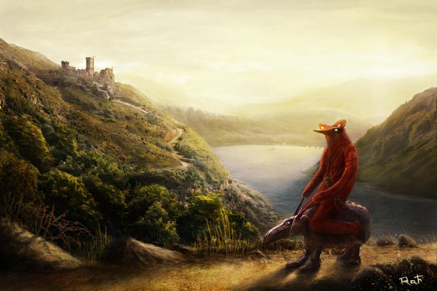 Fox Raider by Fryenn